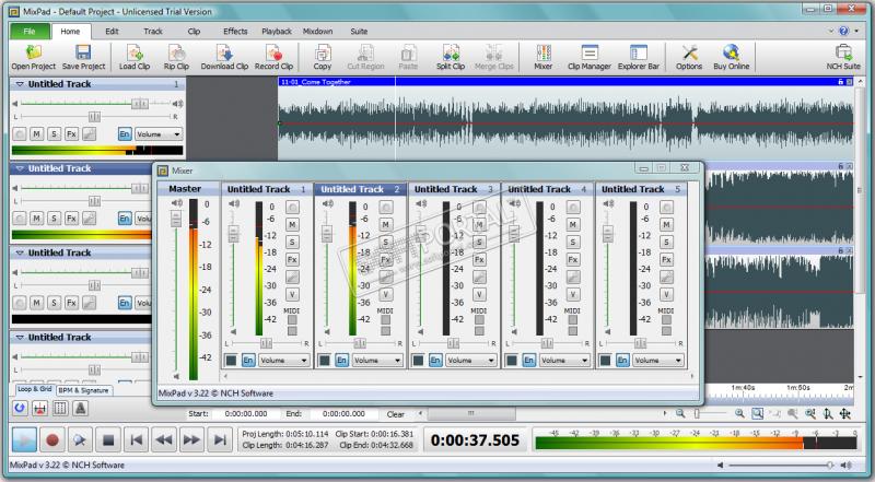 скачать крякнутую программу mixplay